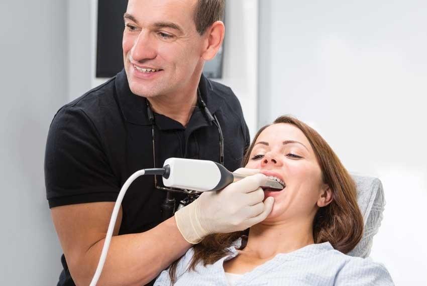 فیلم ایمپلنت دیجیتالی دندان