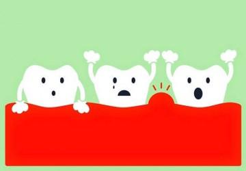 بازسازی بافت لثه و جلوگیری از، از دست دادن دندان