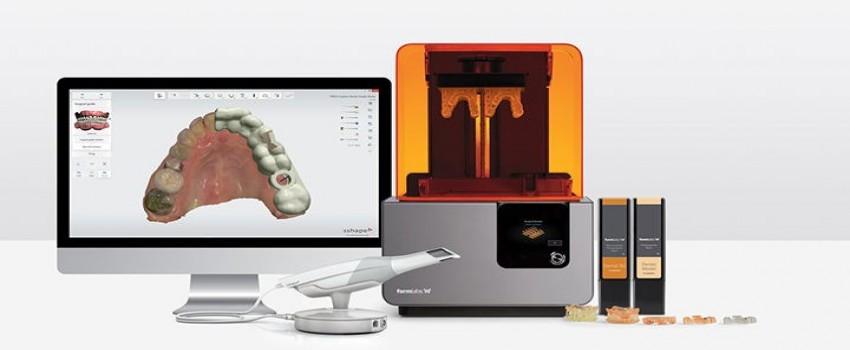 چاپ سه بعدی انقلابی در دندانپزشکی